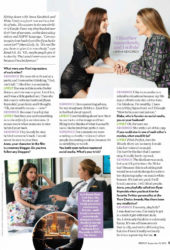 Anna Kendrick and Blake Lively in People Magazine (September 2018)