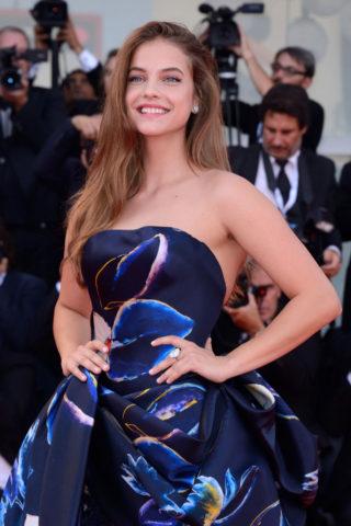 Barbara Palvin at First Man Premiere at Venice Film Festival