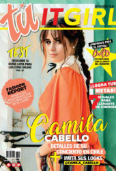 Camila Cabello in Tu Chile Magazine (September 2018)