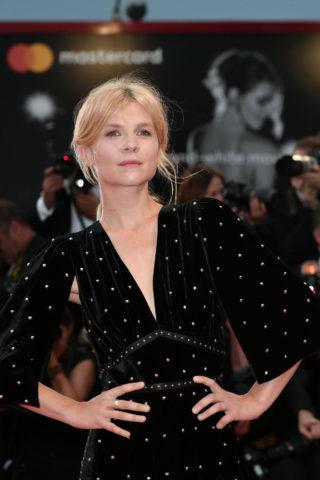 Clémence Poésy at A Star is Born Premiere at 2018 Venice International Film Festival
