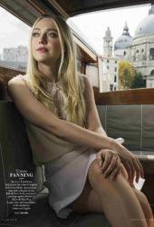 Dakota Fanning in Vanity Fair Magazine (Italy September)