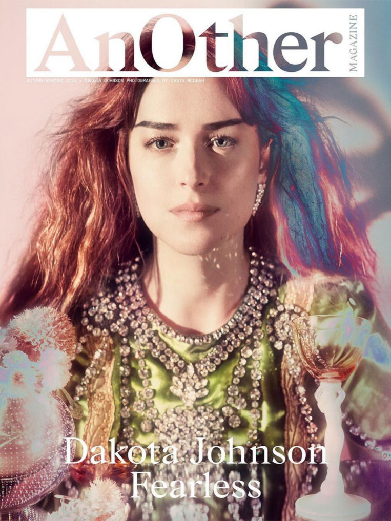 Dakota Johnson in AnOther Magazine, Fall/Winter 2018