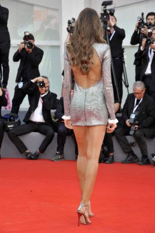 Izabel Goulart at Rome Premiere at Venice International Film Festival