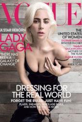Lady Gaga in Vogue Magazine, (October 2018)