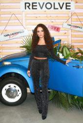 Madison Pettis at Karl Lagerfeld x Revolve Launch in LA