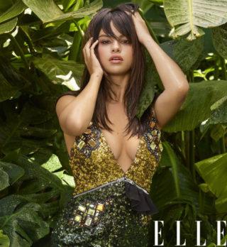 Magazine Covers - Selena Gomez for Elle Magazine (October 2018)