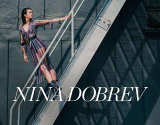 Nina Dobrev for Coveteur