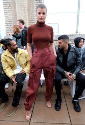 Sofia Richie at 3.1 Phillip Lim Show at New York Fashion Week
