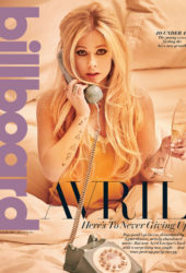 Avril Lavigne in Billboard Magazine (October 2018)