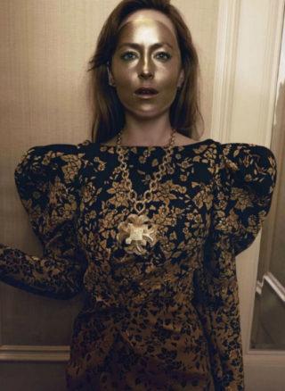 Dakota Johnson in W Magazine (October 2018)
