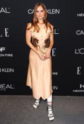 Debby Ryan at ELLE Women in Hollywood in Los Angeles