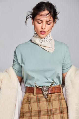 Eiza Gonzalez for Glamour Mexico Magazine (October 2018)