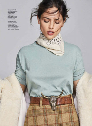 Eiza Gonzalez for Glamour Mexico Magazine (October 2018)Eiza Gonzalez for Glamour Mexico Magazine (October 2018)