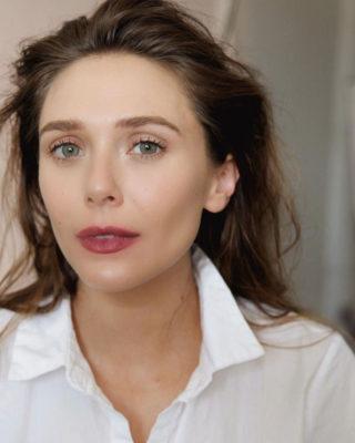 Elizabeth Olsen for L'Officiel Indonesia (October 2018)