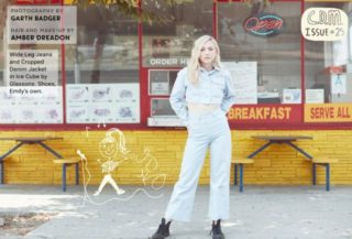Emily Kinney for Coup De Main Magazine, 2018