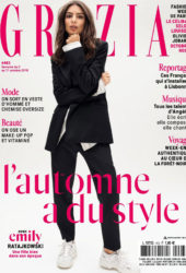 Emily Ratajkowski in Grazia Magazine (France October 2018)