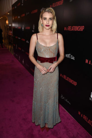 "Emma Roberts - ""In A Relationship"" Premiere in West Hollywood"