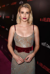 """Emma Roberts - """"In A Relationship"""" Premiere in West Hollywood"""