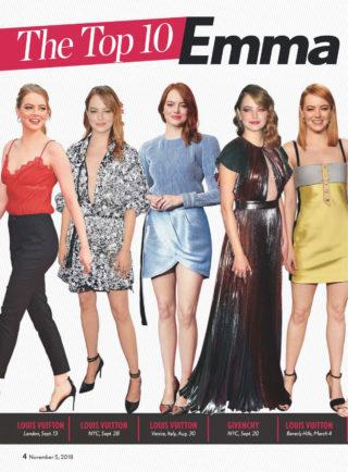 Emma Stone in Life & Style Weekly (November 2018)