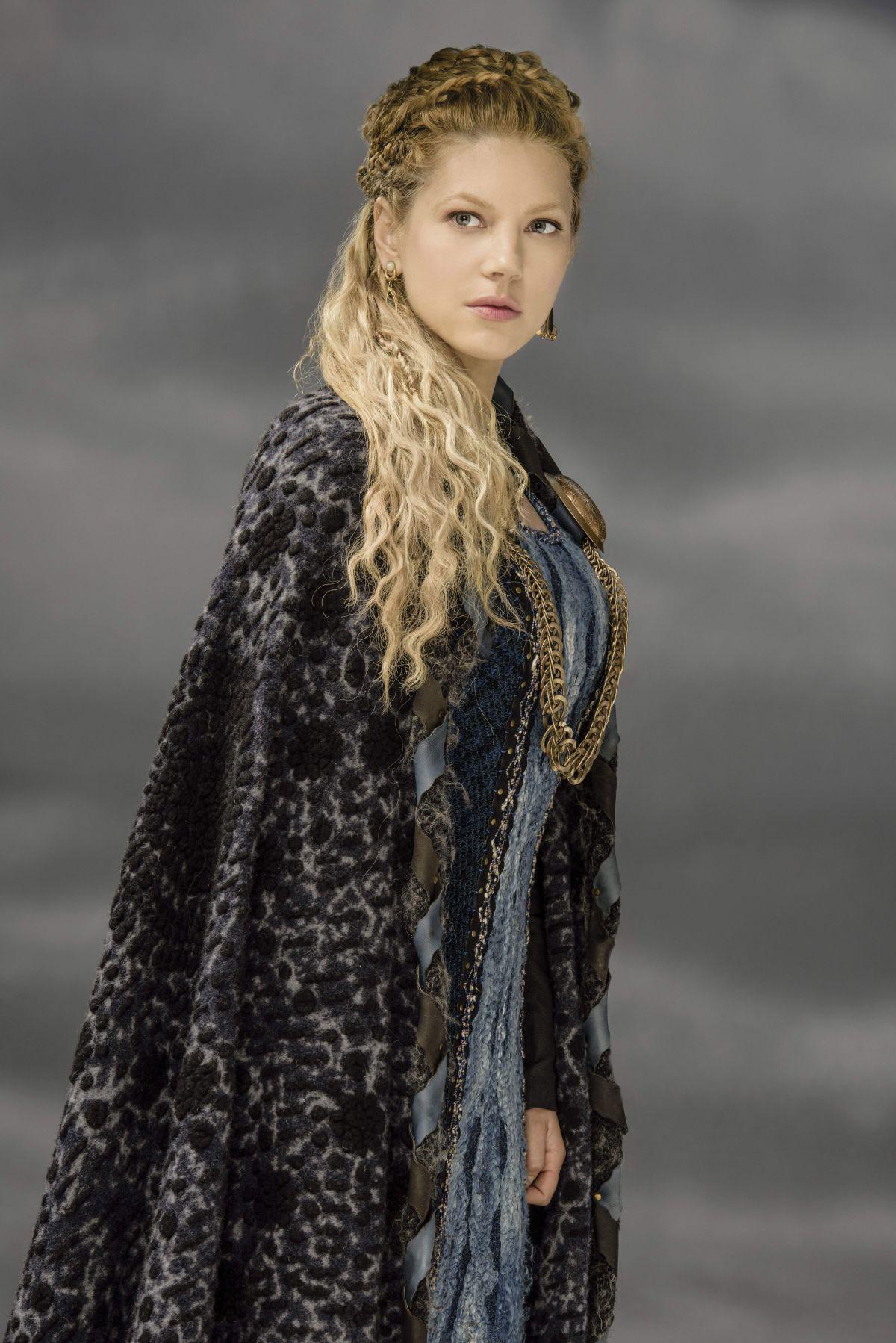 katheryn winnick � vikings season 3 promo photos justfabzz