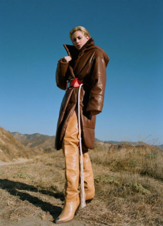 Lili Reinhart for Teen Vogue (October 2018)