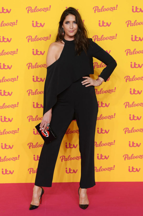 Lisa Snowdon at ITV Palooza 2018 in London