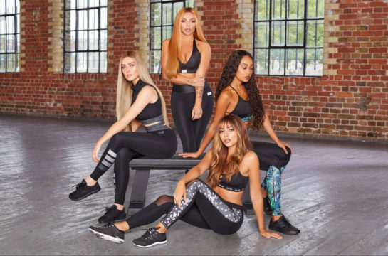 Little Mix for USA Pro Photoshoot 2018