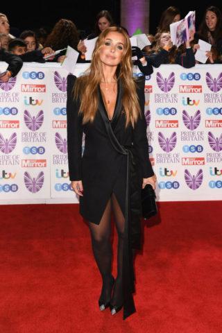 Louise Redknapp at Pride of Britain Awards 2018 in London
