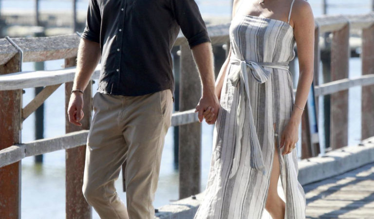 Street Style – Meghan Markle and Prince Harry at Kingfisher Bay on Fraser Island in Australia