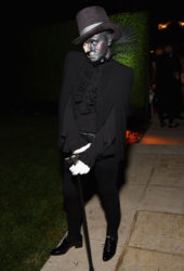 Michelle Trachtenberg at Casamigos Halloween Party in Los Angeles
