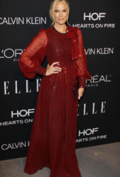 Molly Sims at ELLE Women in Hollywood in Los Angeles