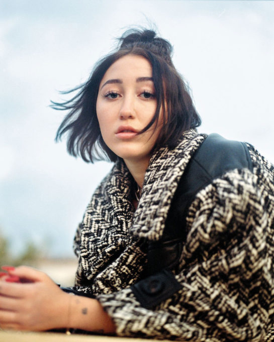 Noah Cyrus in L'Officiel (Italy October 2018)