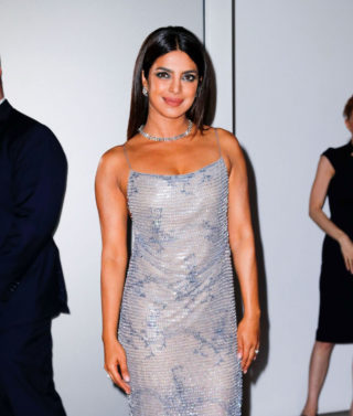 Priyanka Chopra Out in New York