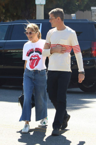 Selma Blair Out and about in Studio City