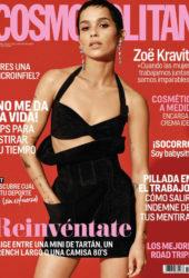Zoë Kravitz in Cosmopolitan Magazine (Spain November 2018)
