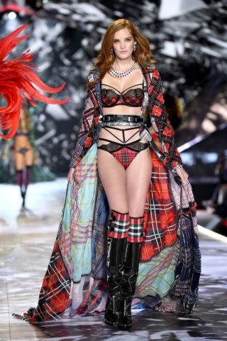 Alexina Graham at Victoria's Secret Fashion Show 2018