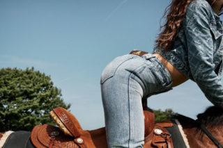 Camila Morrone for Jordache Jeans 2018 Campaign