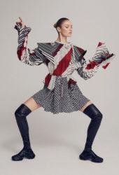 Candice Swanepoel in Numero Tokyo Magazine Photoshoot