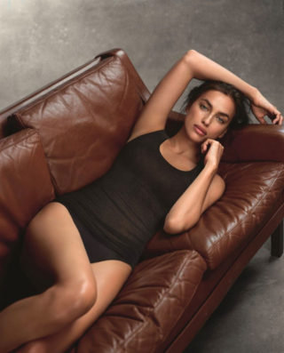 Irina Shayk Intimissimi Knitwear Line Photoshoot (November 2018)