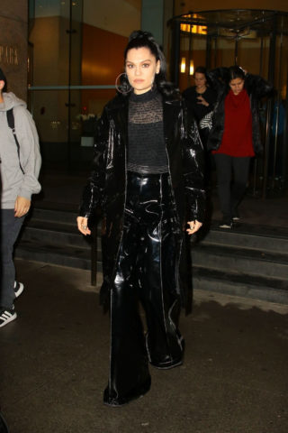 Jessie J in New York