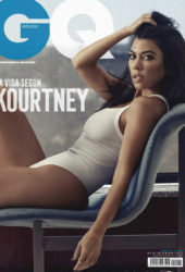 Kourtney Kardashian in GQ Magazine (Mexico December 2018)