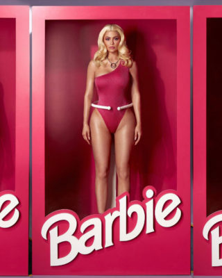 Kylie Jenner as Real-life Barbie Doll
