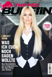 Lindsey Vonn for The Red Bulletin (Germany December 2018)