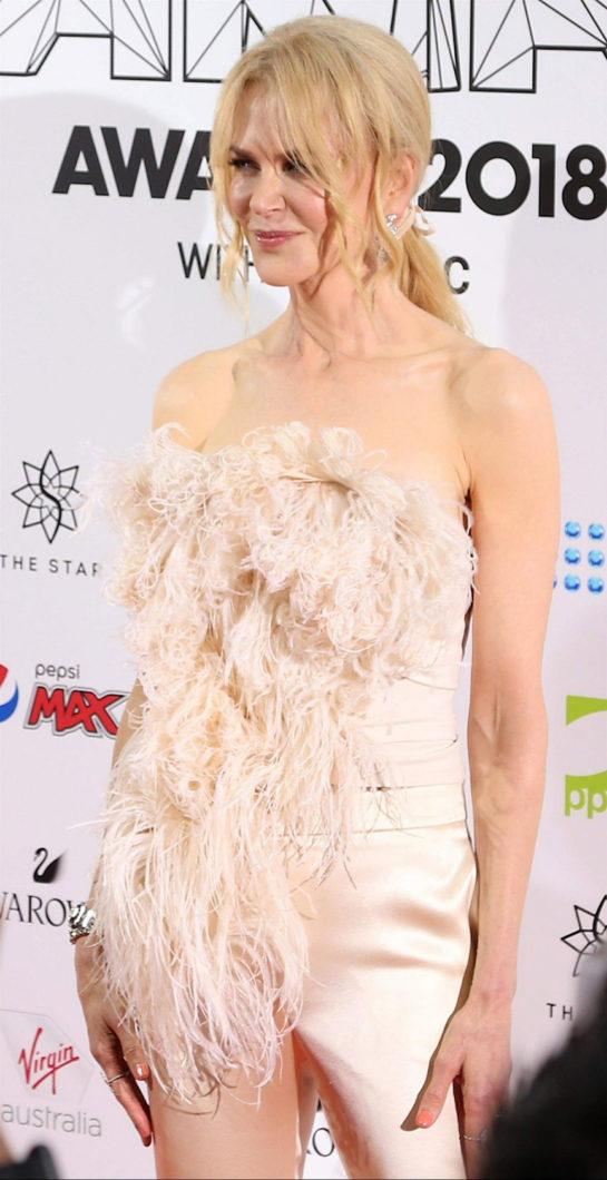 Nicole Kidman at ARIA Awards 2018