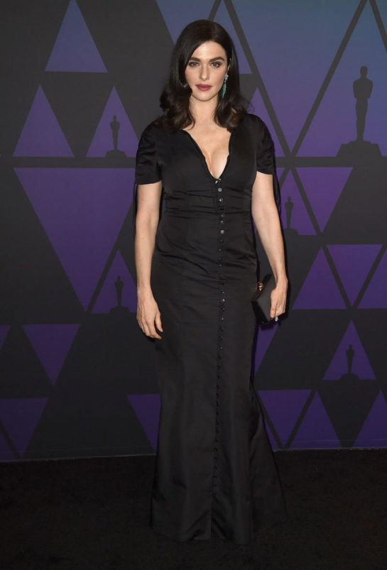 Rachel Weis at 2018 Governors Awards