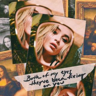 Sabrina Carpenter for Singular Photoshoot 2018