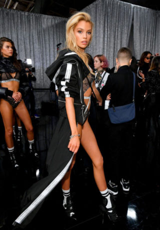 Stella Maxwell at Victoria's Secret Fashion Show 2018