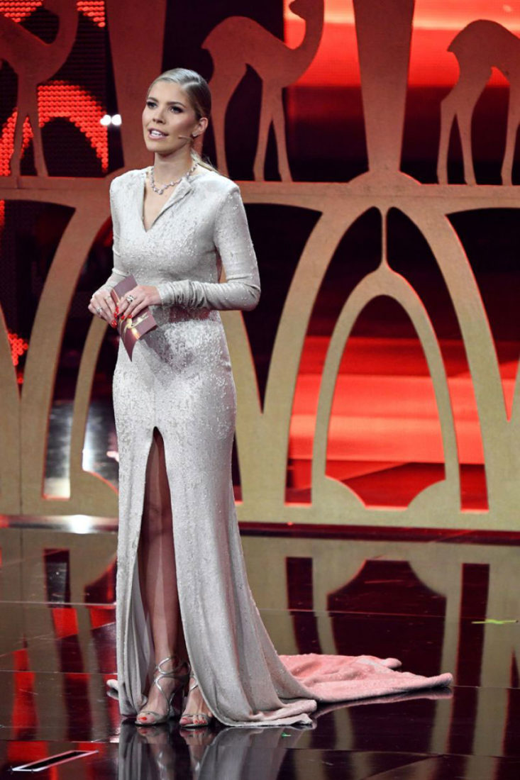Victoria Swarovski at 2018 Bambi Awards