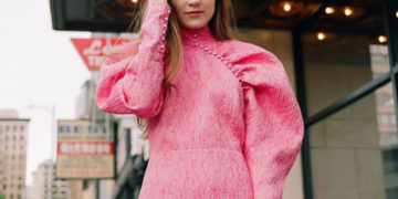Hera Hilmar for Who What Wear 2018