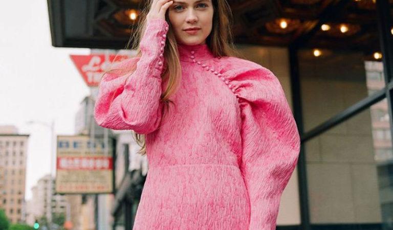 Celebrity Fashion – Hera Hilmar for Who What Wear 2018